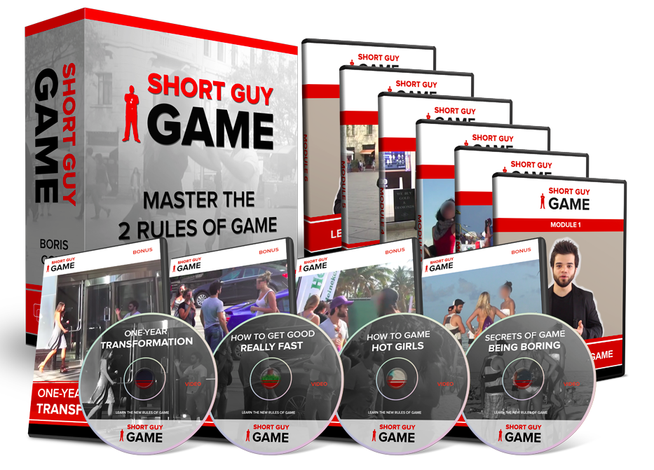 Short Guy Game Review
